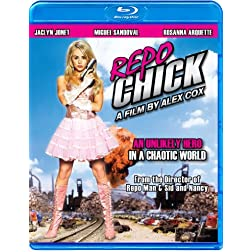 Repo Chick [Blu-ray]