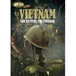 Vietnam: The Battles/The Courage (2-pk)