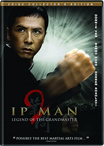 Ip Man 2: Legend of the Grandmaster Collector's Edition