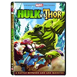 Hulk Vs. Thor