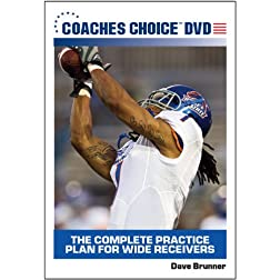 The Complete Practice Plan for Wide Receivers
