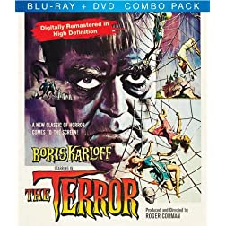 The Terror [Blu-Ray + DVD Combo Pack]