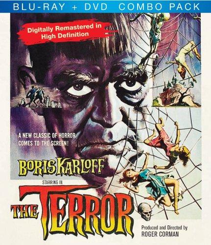 The Terror [Blu-Ray + DVD Combo Pack]