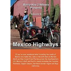 Mexico Highways
