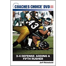 3-4 Defense: Adding a Fifth Rusher