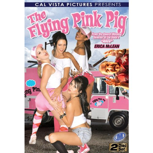 The Flying Pink Pig (Blu-ray)