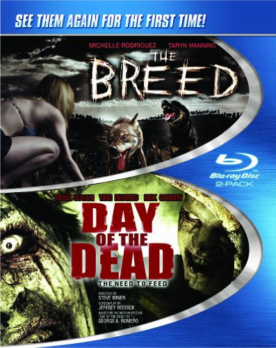 Breed & Day of the Dead [Blu-ray]