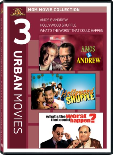 What's the Worst That Could Happen? / Amos & Andrew / Hollywood Shuffle