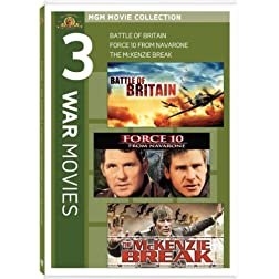 The Battle of Britain / Force 10 from Navarone / The McKenzie Break