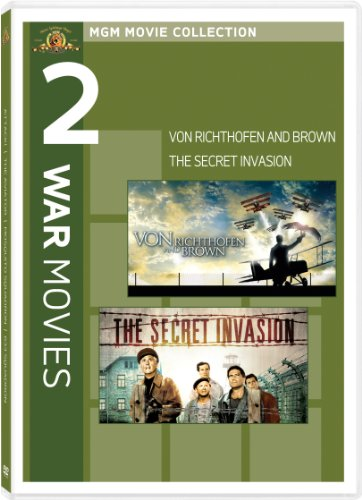 Von Richthofen and Brown / The Secret Invasion