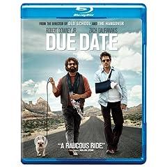 Due Date (Blu-ray/DVD Combo + Digital Copy)