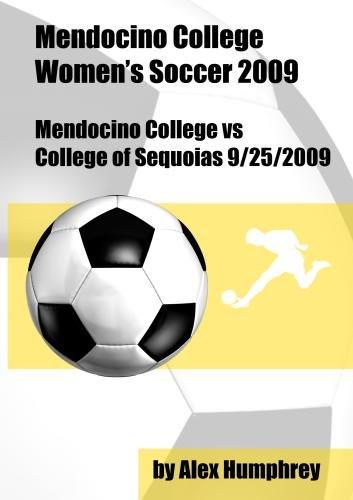 Mendocino College vs College of Sequoias Soccer 9/25/2009