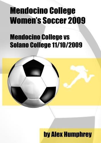 Mendocino College vs Solano College 11/10/2009