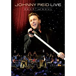 Johnny Reid Live: Heart and Soul