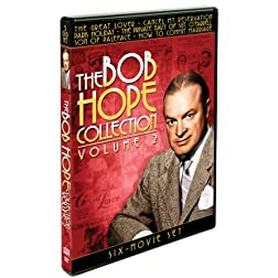 The Bob Hope Collection: Volume Two (The Great Lover / Paris Holiday / The Private Navy of Sgt. O'Farrell / How to Commit Marriage / Son of Paleface / Cancel My Reservation)