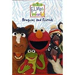 Elmo's World: Penguins and Animal Friends