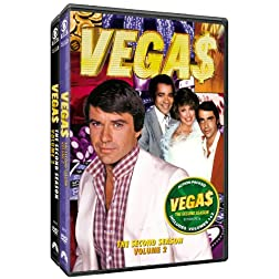 Vegas: The Second Season