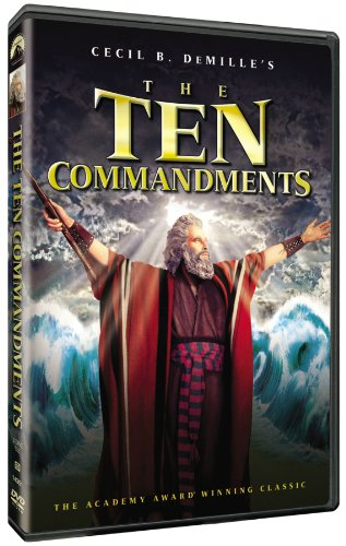 The Ten Commandments (Two-Disc Special Edition)