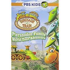 Dinosaur Train: Pteranodon Family World Tour Advt