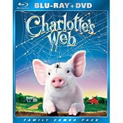 Charlotte's Web [Blu-ray]