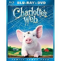 Charlotte's Web [Blu-ray]