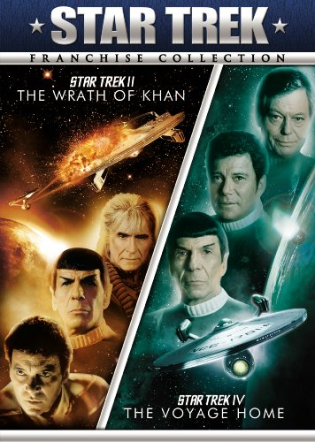 Star Trek II: The Wrath of Khan/Star Trek IV: The Voyage Home