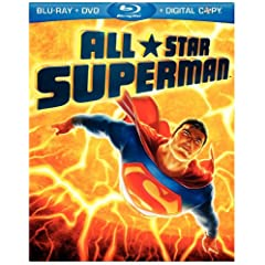 All-Star Superman (Amazon Exclusive Limited Edition with Litho Cel) [Blu-ray]