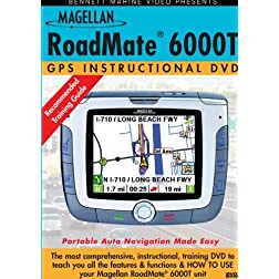 MAGELLAN Roadmate 6000T