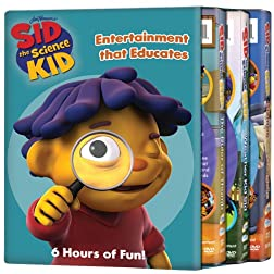 Sid the Science Kid: 3Pack Weather/Gizmos/Ruler
