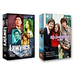 Korean TV Drama 2-pack: Lawyers + My Love Patzzi