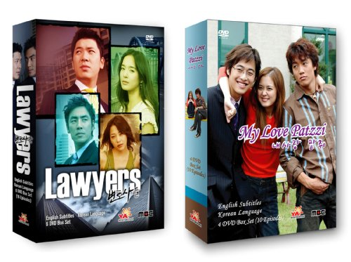 Korean TV Drama 2-pack: Lawyers + My Love Patzzi