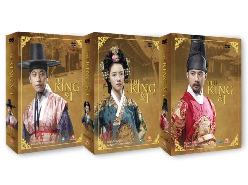 Korean TV Drama 3-pack: King and I Vol. 1 - Vol. 3
