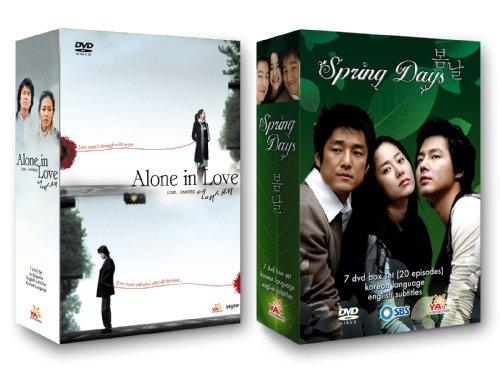 Korean TV Drama 2-pack: Alone in Love + Spring Days