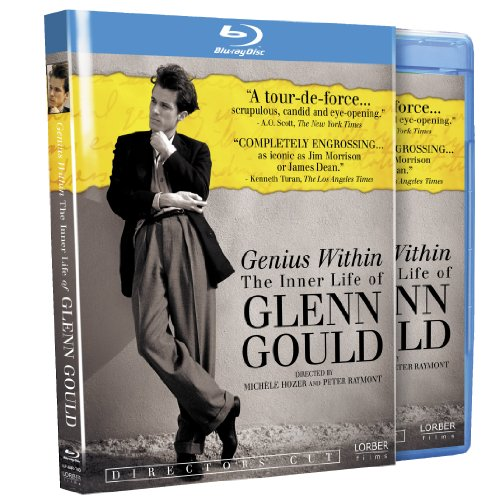 Genius Within: The Inner Life of Glenn Gould (Director's Cut) [Blu-ray]