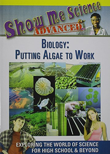 Biology: Putting Algae to Work