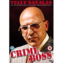 Crime Boss   (UK PAL Region 0)