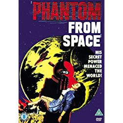 Phantom From Space   (UK PAL Region 0)