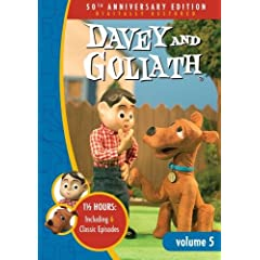 Davey and Goliath:  Volume 5