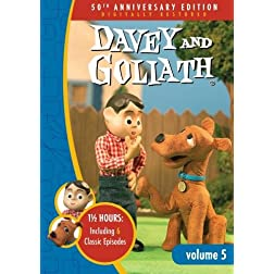 Davey And Goliath Vol 5