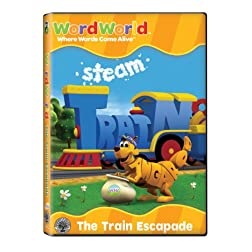 Word World: The Train Escapade