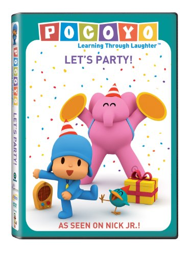 Pocoyo: Let's Party!