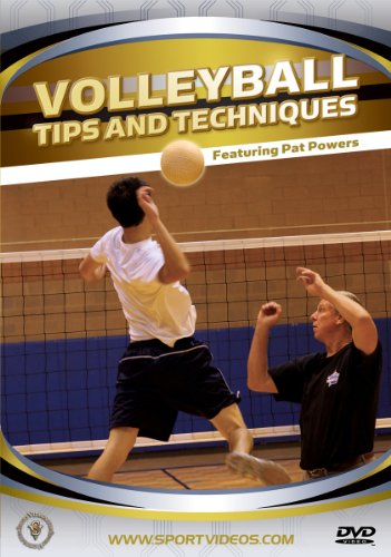 Volleyball Tips and Techniques