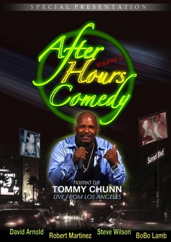 After Hours Comedy: Volume 2