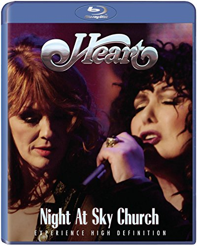 Night at Sky Church [Blu-ray]