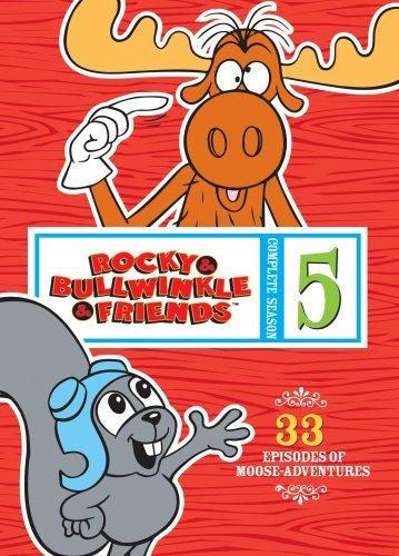 Rocky & Bullwinkle & Friends: Complete 5th Season