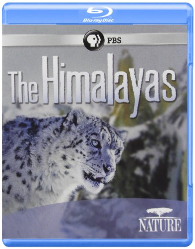 Nature: The Himalayas [Blu-ray]
