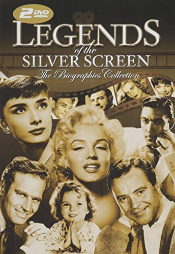 Legends of the Silver Screen: The Biographies Collection (Two Pack)