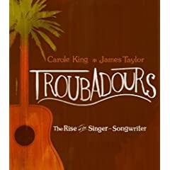 Troubadours: The Rise of the Singer-Songwriter (DVD & CD)