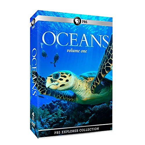Pbs Explorer Collection: Oceans 1