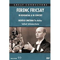 Ferenc Fricsay In Rehearsal: Stuttgart 1960: The Moldau - Smetana